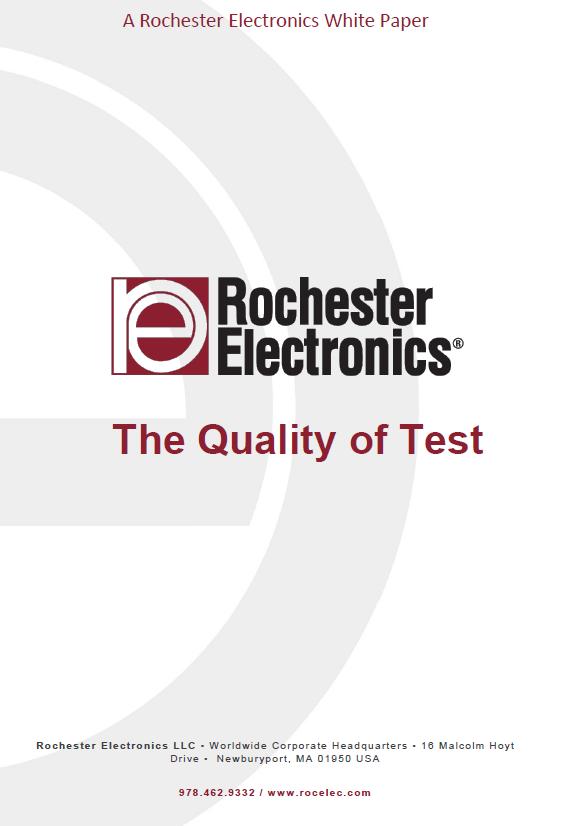 IC Component Testing